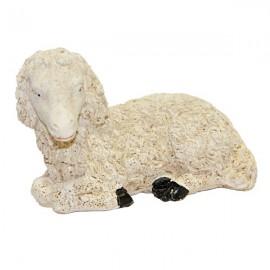 Mouton figurine de crèche de Noël - 35 cm