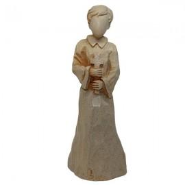 Communiant - Statue moderne