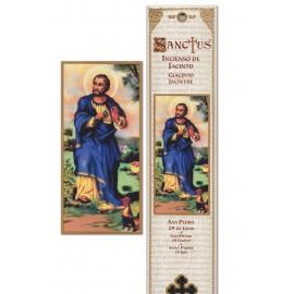 Pochette encens - Saint Pierre - 15 pces