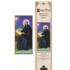 Pochette encens - Saint Ignace de Loyola - 15 pces