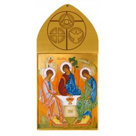 Cadre de la Sainte Trinité
