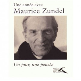 Ein Jahr mit Maurice Zundel